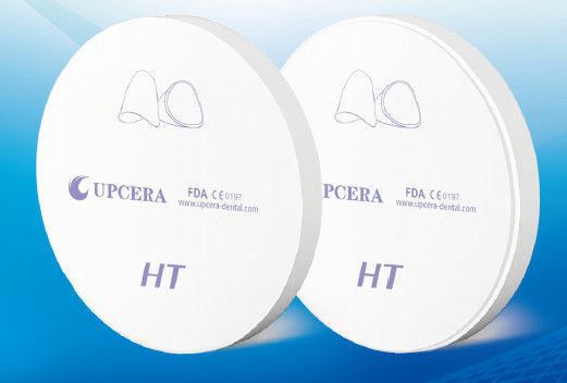 High Translucent dental orthodontic material for coping/coping bridge