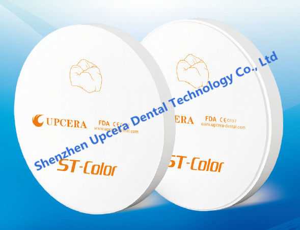 Ceramic Porcelain Blanks for Dental CADCAM Milling Zirkonia Blok Dental